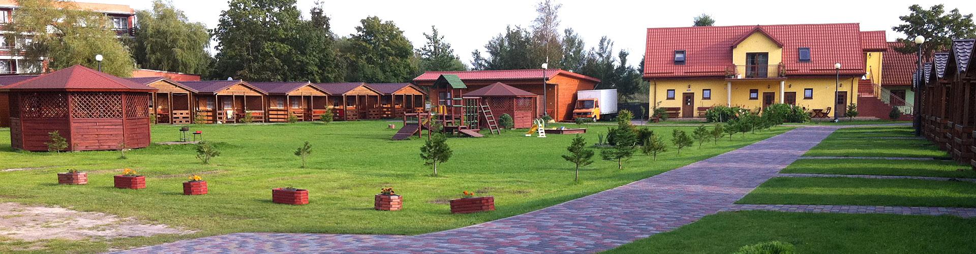 Das Urlaubszentrum